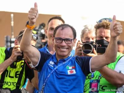 """Ciclismo, Davide Cassani: """"A Tokyo sono stato mandato a casa e nessuno si è scusato. Avrei dato tutto per essere lì e abbracciare i ragazzi"""""""