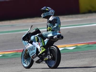 Moto3, tripletta Italia a Misano! Dennis Foggia vince e riapre il Mondiale! Antonelli e Migno sul podio