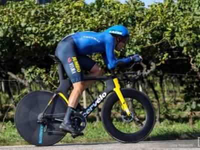 """Ciclismo, Edoardo Affini: """"Voglio fare di più di quanto dimostrato quest'anno"""""""