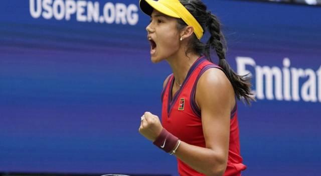 VIDEO Raducanu-Fernandez 2-0, Finale US Open: highlights e sintesi