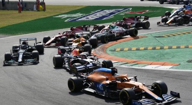 F1, pagelle GP Italia Monza: show McLaren, Leclerc si supera. Verstappen e Hamilton si fanno male a vicenda