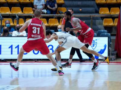 LIVE Fortitudo Bologna-Reggio Emilia 80-81, Serie A basket in DIRETTA: vince Reggio Emilia al termine di una partita spettacolare!