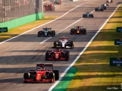 F1, GP Italia 2021: la chance di Max Verstappen a Monza, corsa in difesa per la Ferrari