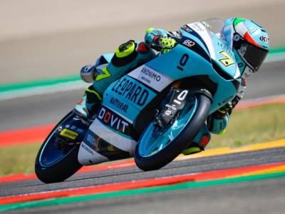 Moto3, risultati FP1 GP San Marino: Foggia e gli italiani subito competitivi