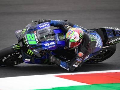 LIVE MotoGP, Test Misano 2021 in DIRETTA: Bagnaia in testa, dietro Nakagami e Miller. 12° Valentino Rossi