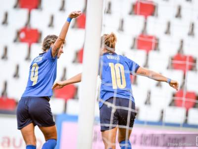 Calcio femminile, pagelle Italia-Moldova 3-0: Girelli goleador, Giugliano ispirata e Giacinti sprecona