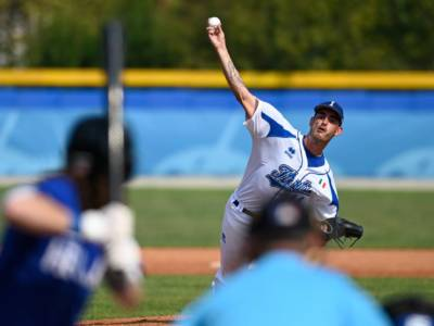 Baseball, Europei 2021: Italia, Olanda e Spagna vittoriose senza problemi. Brivido Israele