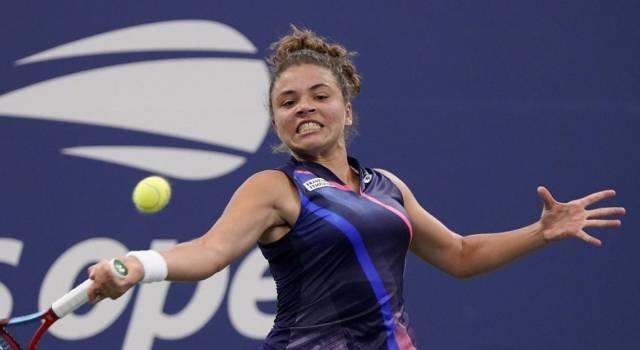 WTA Portorose 2021, Jasmine Paolini agli ottavi di finale: ritiro per Dayana Yastremska nel secondo set