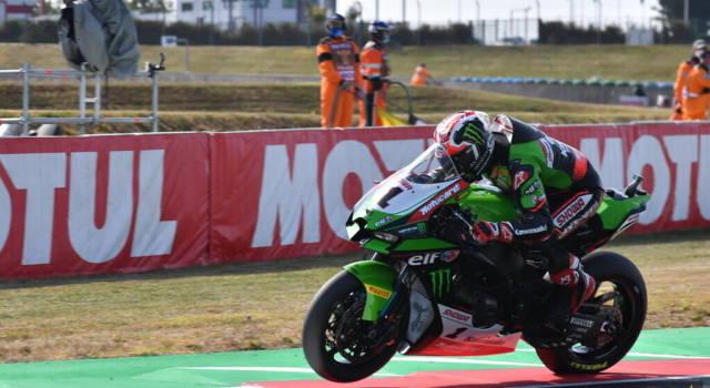 Superbike, risultati FP1 GP Catalogna 2021: Jonathan Rea precede Toprak Razgatlioglu, quinto Andrea Locatelli
