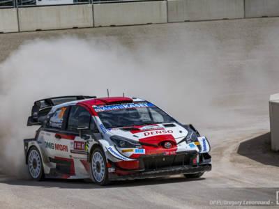 Rally Grecia 2021, Kalle Rovanperä si conferma davanti nella seconda giornata, Tanak e Ogier inseguono