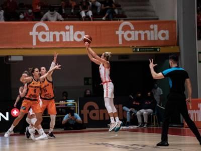 Basket femminile, EuroLeague: Schio batte Valencia, ma quanti errori al tiro!