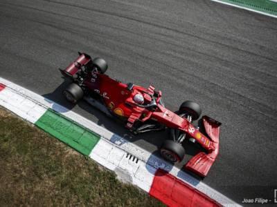 F1, come partiranno le Ferrari nel GP d'Italia? I piazzamenti dopo la sprint race a Monza