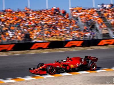 """LIVE F1, GP Olanda in DIRETTA: Ferrari doppiata. Binotto: """"Lavoriamo giorno e notte per il 2022"""""""