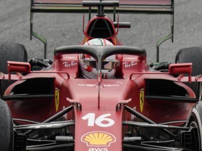 F1, risolto il problema elettrico sulla Ferrari: Charles Leclerc userà la Power-Unit 3 per la gara