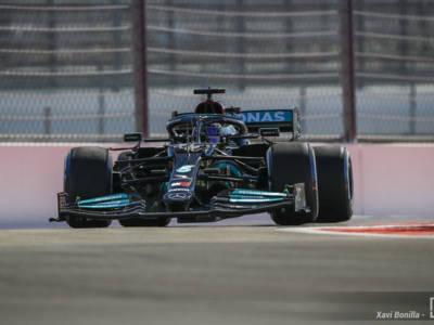 """F1, Lewis Hamilton: """"Dobbiamo puntare alla doppietta. La penalizzazione di Verstappen? Un peccato per lui…"""""""