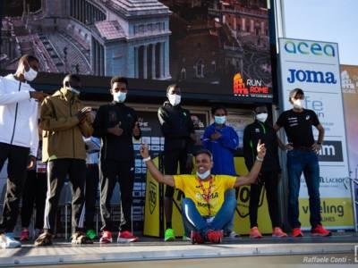 Maratona Roma 2021, risultati e classifica: trionfano Kiprono e Cherono, primo italiano Michele Palamini
