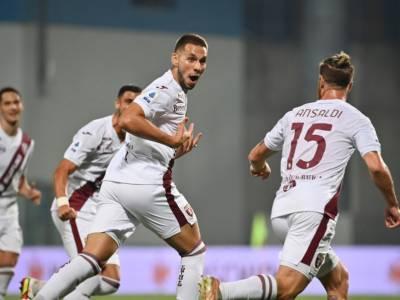 Calcio, il Torino espugna il Mapei Stadium e batte 1-0 il Sassuolo nell'anticipo del 4° turno di Serie A