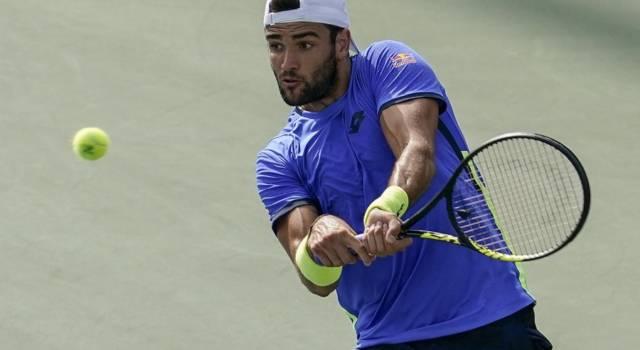 LIVE Berrettini-Moutet 7-6 4-6 6-4 6-3, US Open in DIRETTA: l'azzurro approda al terzo turno