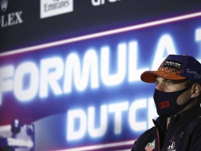 """F1, Max Verstappen: """"Sono felice di essere in lizza per il titolo. A Monza ci torno sempre molto volentieri"""""""