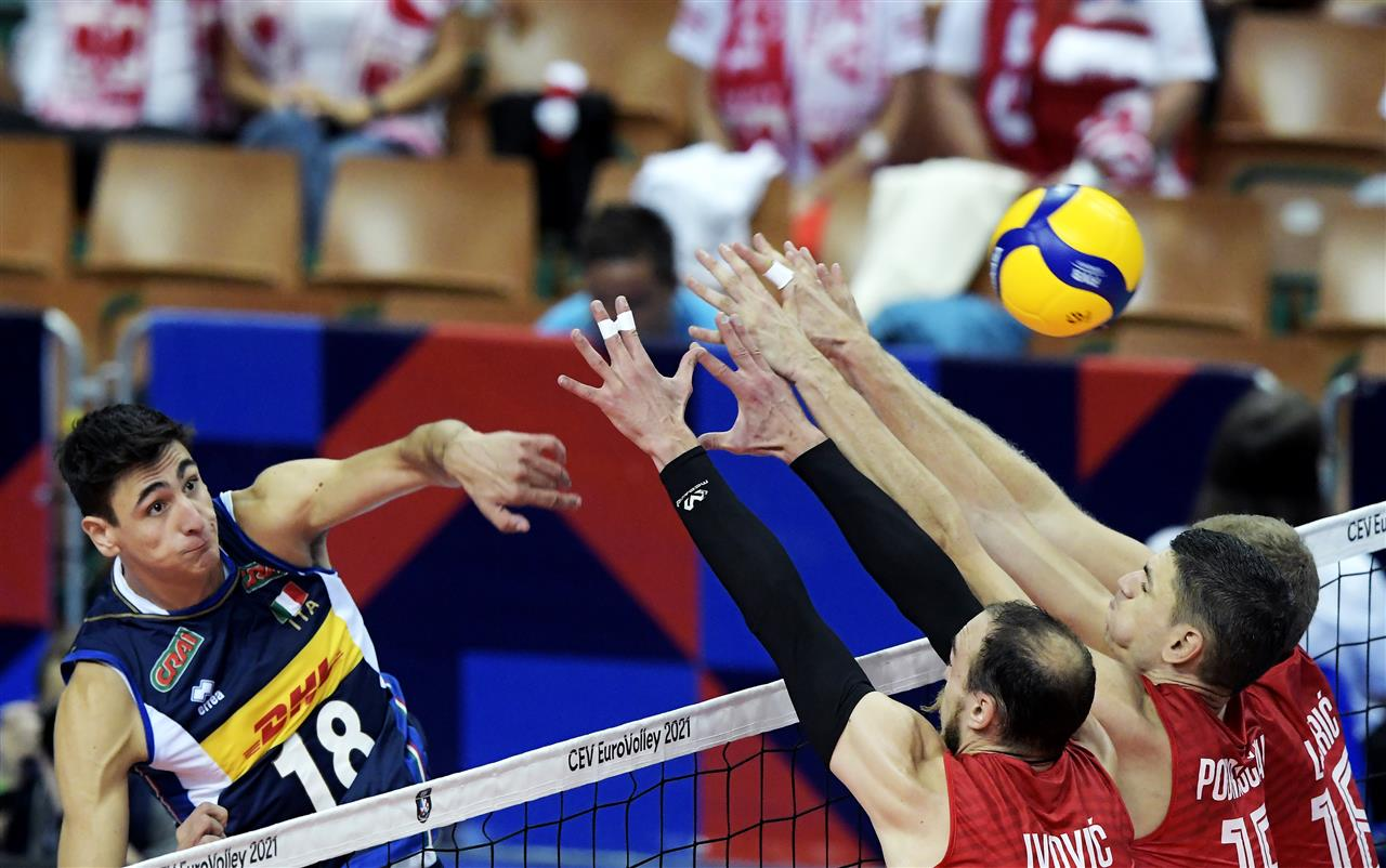 Volley pagelle