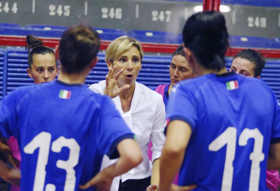 Calcio a 5, Nazionale Femminile: Italia Russia 1 1, il primo test si chiude con un pari