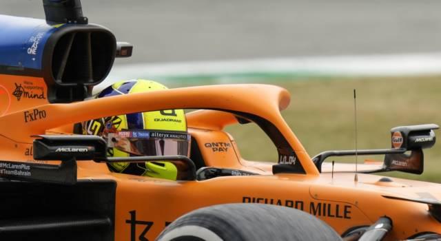 """F1, Lando Norris: """"Un risultato incredibile! La richiesta di farmi passare? Tutto ok, avrò le mie chance in futuro"""""""