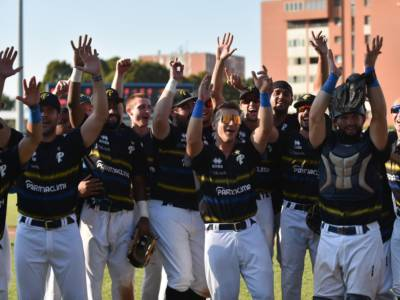 Baseball: Parma giocherà in Coppa dei Campioni 2022, battuta Bologna nella sfida decisiva