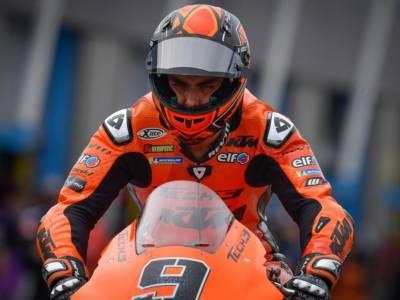 """MotoGP, Danilo Petrucci: """"Peccato per la caduta, ma sono soddisfatto. MotoAmerica? Parlerò con la KTM"""""""