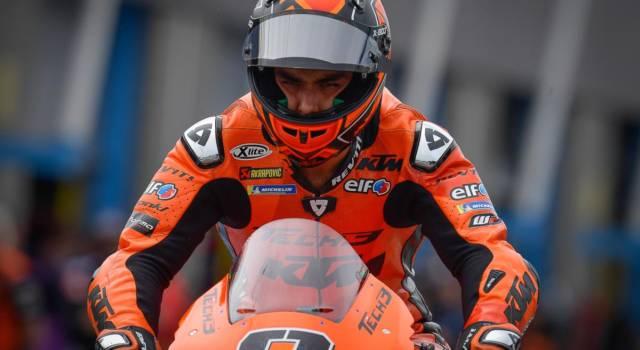 MotoGP, Danilo Petrucci farà la Dakar! L'annuncio del manager