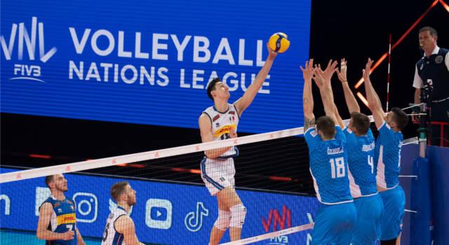 Volley, Europei 2021. La Slovenia tra gli azzurri e il titolo continentale. Imperativo: dimenticare il 3-0 della scorsa settimana