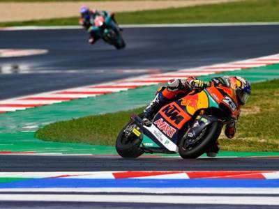 VIDEO Moto2, GP San Marino: gli highlights delle qualifiche