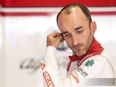 F1, Robert Kubica sostituisce Kimi Raikkonen anche a Monza: il finlandese ancora positivo al Covid