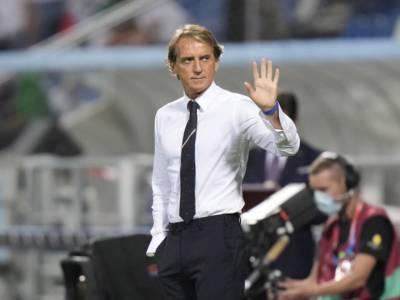 """Calcio, Roberto Mancini: """"Bonucci doveva fare attenzione, questa partita ci darà forza"""""""