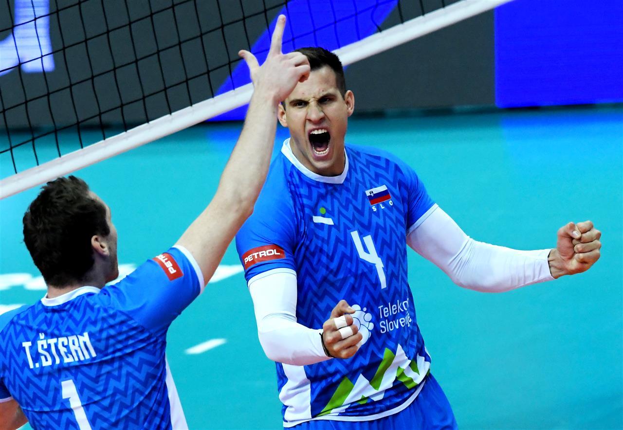 Volley, Europei 2021. Slovenia infinita! Vince 3 1 la battaglia con la Polonia ed è la prima finalista