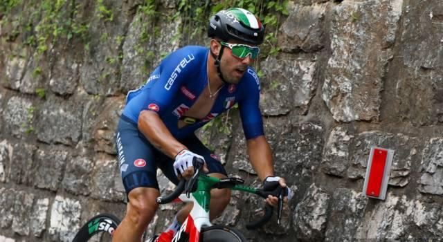 Ciclismo, Mondiali 2021: le previsioni meteo per la prova in linea di domenica. Possibile pioggia, Sonny Colbrelli ci spera