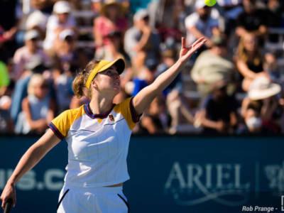 WTA Chicago III 2021: Muguruza approfitta del forfait di Azarenka, prosegue la favola Hontana