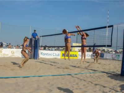 Beach volley, World Tour 2021. E' doppietta azzurra a Cervia! Trionfano Windisch/Cottafava e They/Breidenbach
