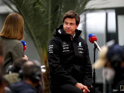 """F1, Toto Wolff: """"I problemi di affidabilità ci preoccupano, dobbiamo unire prestazioni e durata in questo finale"""""""