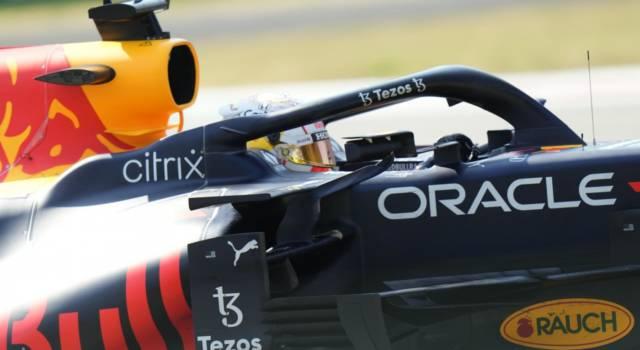 """F1, Max Verstappen: """"Il contatto con Hamilton? Mi ha spinto all'esterno, ci voleva la collaborazione di entrambi…"""""""