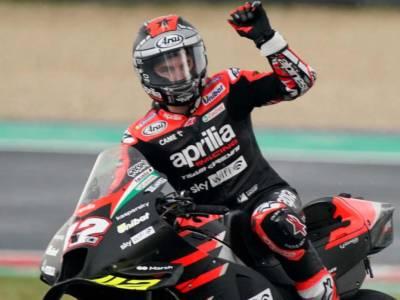 """MotoGP, Maverick Vinales: """"La gara mi ha aiutato a conoscere di più la moto"""""""