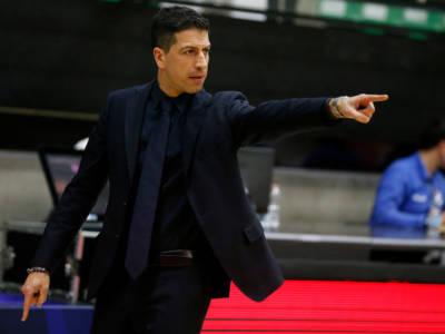 Basket: Antimo Martino torna sulla panchina della Fortitudo Bologna