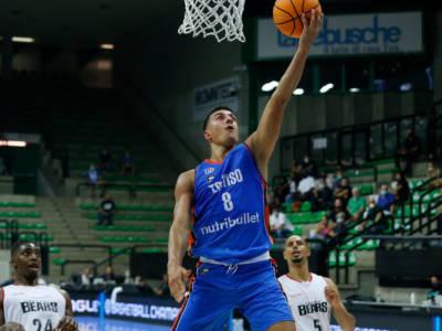 Basket, Champions League 2021-2022: Treviso a caccia della fase a gironi, al PalaVerde c'è lo Tsmoki-Minsk