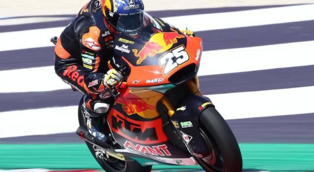 VIDEO Moto2, GP Misano: gli highlights della gara