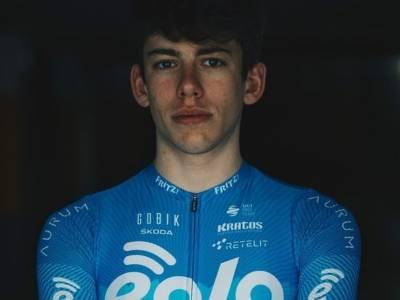 Ciclismo, Alessandro Fancellu in ospedale: incidente in allenamento, frattura dello scafoide