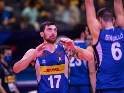 Italia-Serbia, Semifinale Europei volley: orario, programma, tv, canale in chiaro