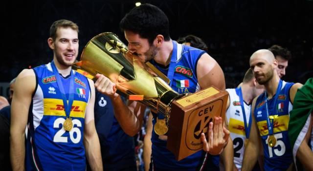 Volley, Europei 2023 in Italia? Gli azzurri possono difendere il titolo in casa! Presentata la candidatura