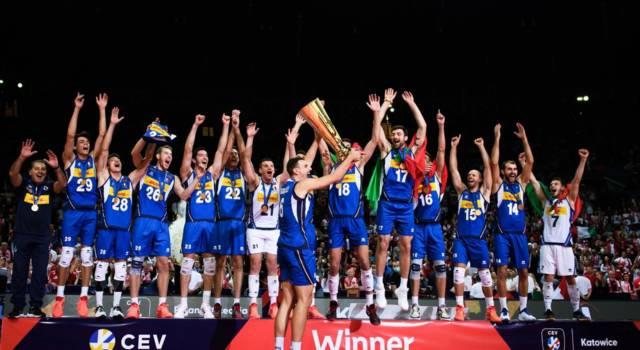 Volley, Italia-Slovenia vince la serata degli ascolti tv! Finale degli Europei vista vista 3,4 milioni di spettatori