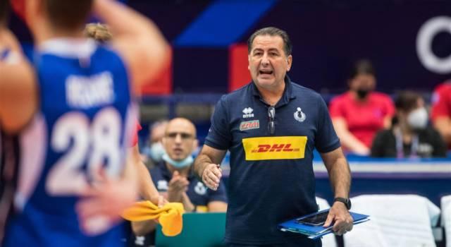 """Fefé De Giorgi verso Italia-Serbia: """"Dobbiamo provarci giocando una buona pallavolo"""""""