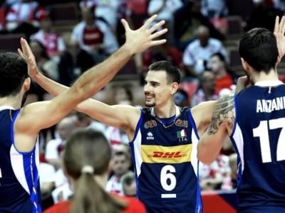 Italia-Slovenia oggi, Finale Europei volley: orario, tv, programma, diretta, canale Rai in chiaro