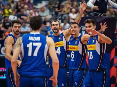 Italia-Slovenia, Finale Europei volley: programma, orario, tv, canale in chiaro